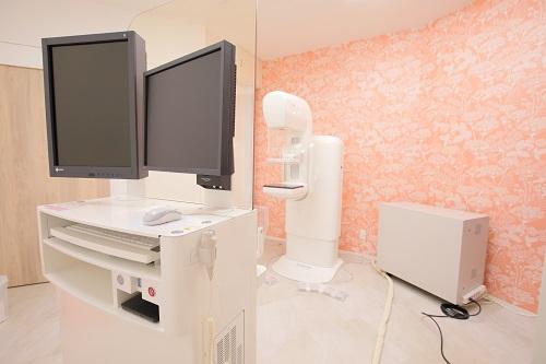 マンモグラフィー検査の流れ④